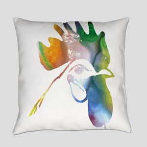 Rooster Everyday Pillow