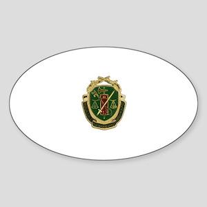 Military Police Crest Sticker