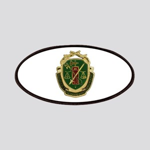 Military Police Crest Patch