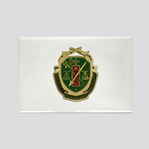 Military Police Crest Magnets