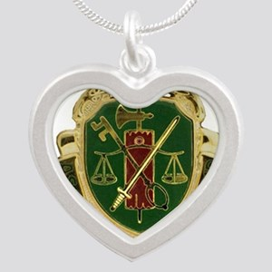 Military Police Crest Necklaces