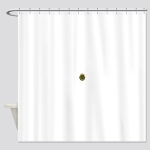 Military Police Crest Shower Curtain