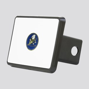 Seabees Rectangular Hitch Cover