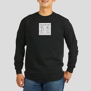 I've Got You Back Long Sleeve T-Shirt