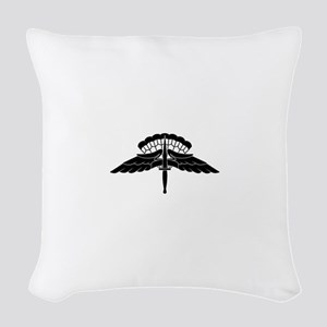 HALO Jump Wings Woven Throw Pillow