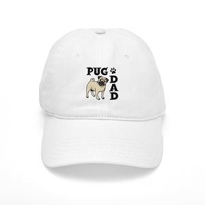 08bfc92369f Animal Pug Dog Hats - CafePress