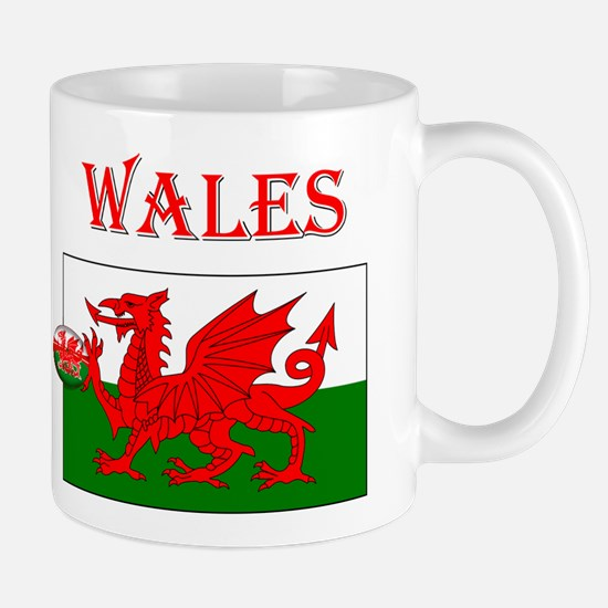 Wales Rugby Mug