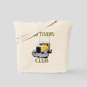 Old Timers Club Tote Bag