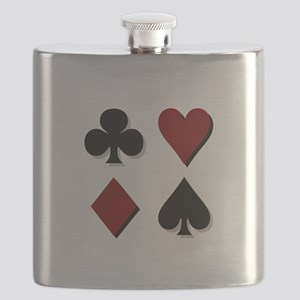 Poker 3 Flask