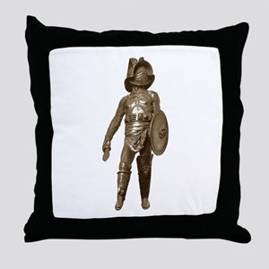 Gladiator Throw Pillow