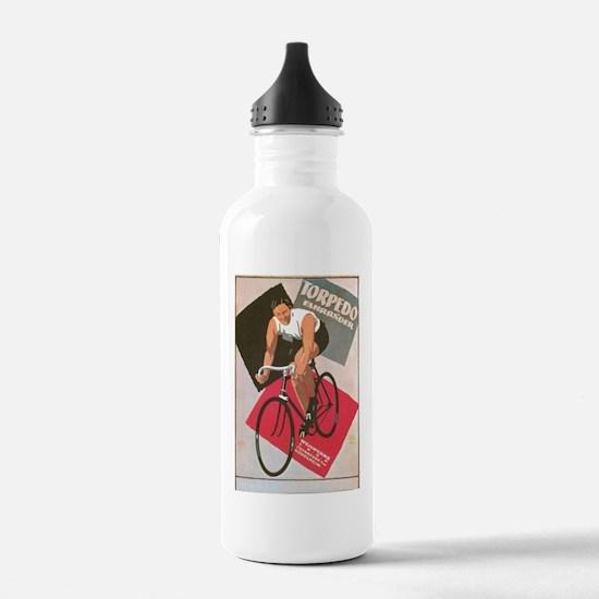 Torpedo Fahrrader Bicycles Water Bottle