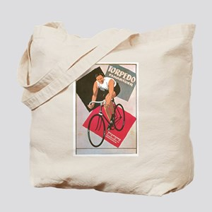 Torpedo Fahrrader Bicycles Tote Bag