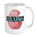 Brain logo Mugs
