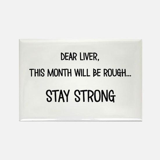 Dear Liver Magnets