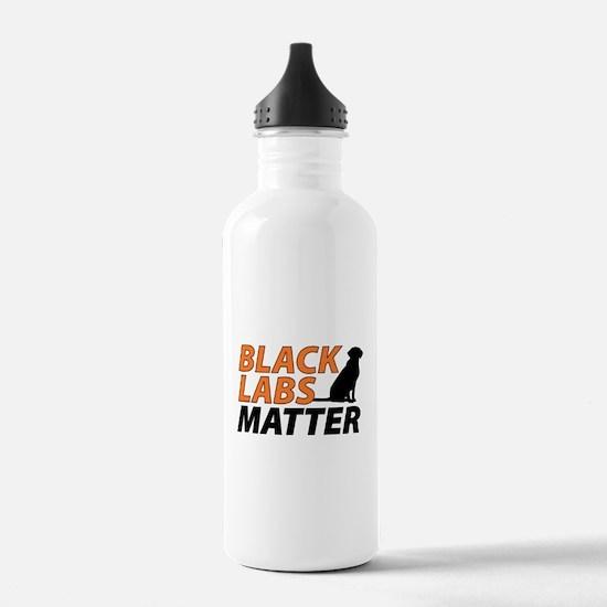 Funny Dog life Water Bottle