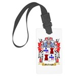 McNaught Large Luggage Tag
