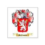 McNamara Square Sticker 3