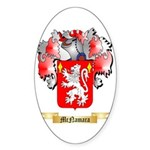 McNamara Sticker (Oval 50 pk)