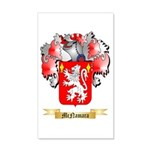 McNamara 20x12 Wall Decal