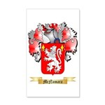 McNamara 35x21 Wall Decal
