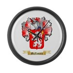 McNamara Large Wall Clock