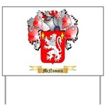 McNamara Yard Sign