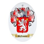 McNamara Oval Ornament
