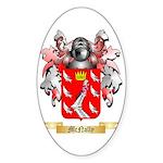 McNally Sticker (Oval 50 pk)