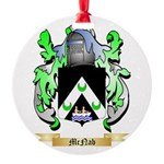 McNab Round Ornament