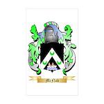 McNab Sticker (Rectangle 10 pk)