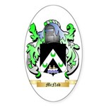McNab Sticker (Oval 10 pk)