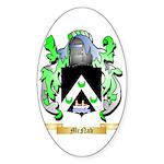 McNab Sticker (Oval 50 pk)