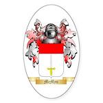 McMyn Sticker (Oval 50 pk)