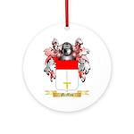 McMyn Round Ornament