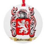 McMurrough Round Ornament