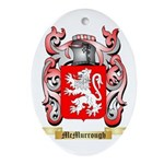 McMurrough Oval Ornament
