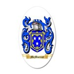 McMurray 35x21 Oval Wall Decal
