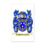 McMurray 20x12 Wall Decal