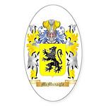 McMunagle Sticker (Oval 10 pk)
