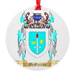 McMorran Round Ornament