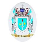 McMorran Oval Ornament