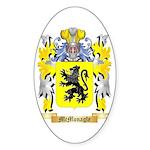 McMonagle Sticker (Oval 50 pk)