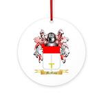 McMinn Round Ornament