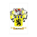 McMillan Sticker (Rectangle 50 pk)
