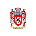 McMillan (Ireland) Sticker (Rectangle 50 pk)