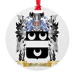 McMichael Round Ornament