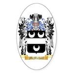 McMichael Sticker (Oval 50 pk)