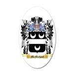 McMichael 20x12 Oval Wall Decal