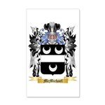 McMichael 20x12 Wall Decal