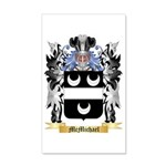 McMichael 35x21 Wall Decal